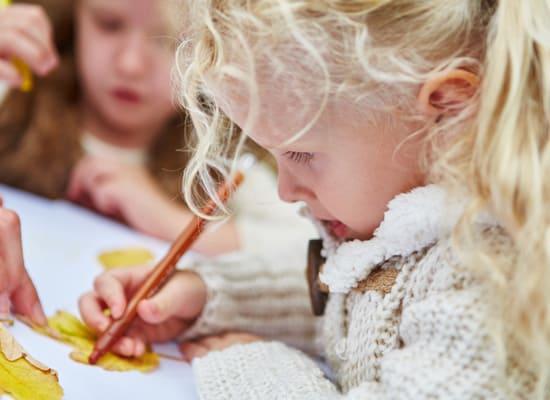 Cours arts plastiques enfants, Atelier Aquadelia