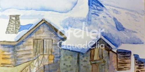 Aquarelle_adultes_paysage-de-neige_4
