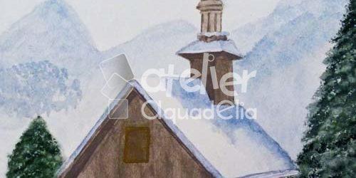 Aquarelle_adultes_paysage-de-neige_5